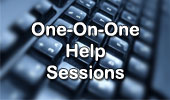 One-On-One Help Sessions